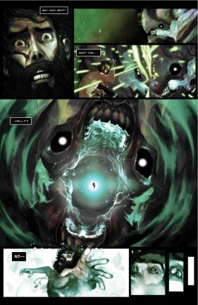 Critical Millennium-The Dark Frontier Preview PG8