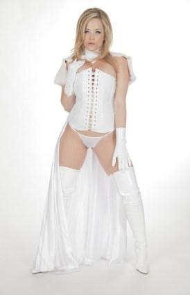 Alexis Texas as Emma Frost