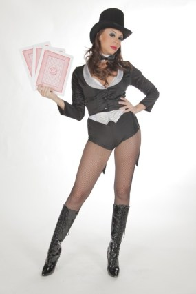 Chanel Preston as Zatanna