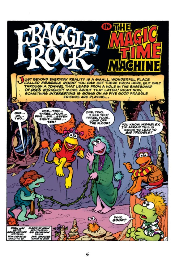 Fraggle-Rock-Classics-v1-Preview-PG1