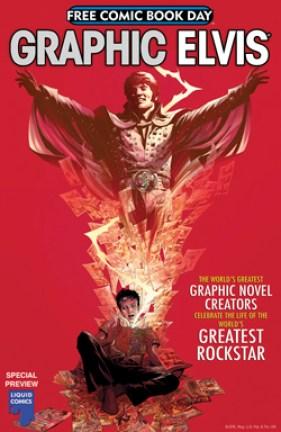 Liquid Comics FCBD12_GRAPHIC ELVIS