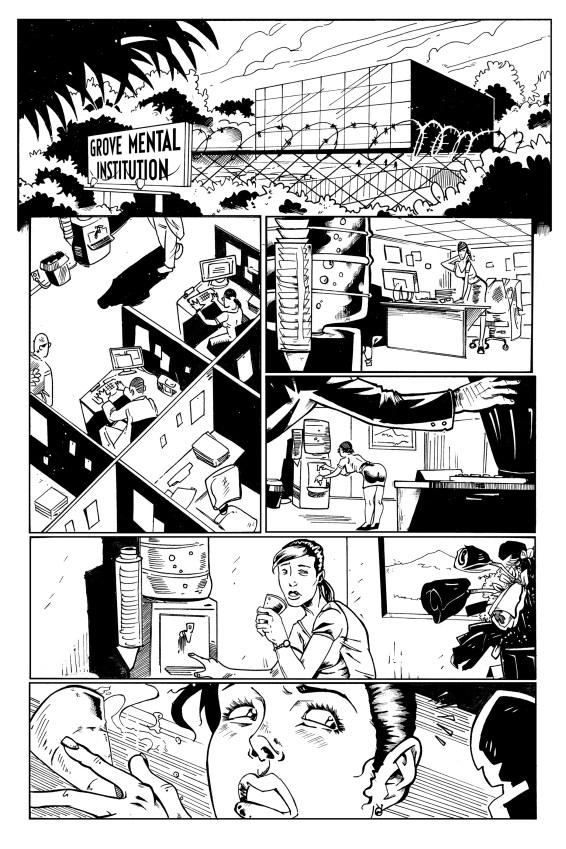 From_Blood_Issue_1_Page_01