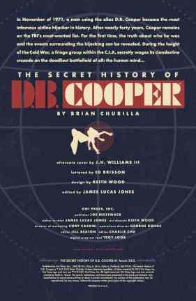 DB COOPER #1 PG 1