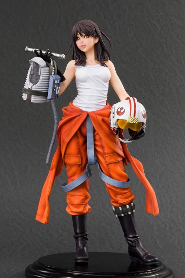 Jiana Solo Kotobukiya figure