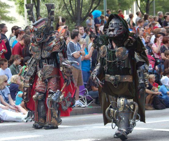 2012 Parade Armored