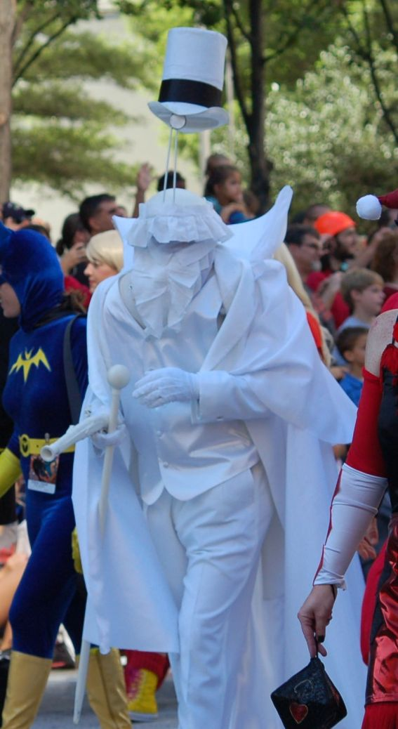 2012 Parade Gentleman Ghost B