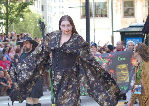 2012 Parade Strange Creature