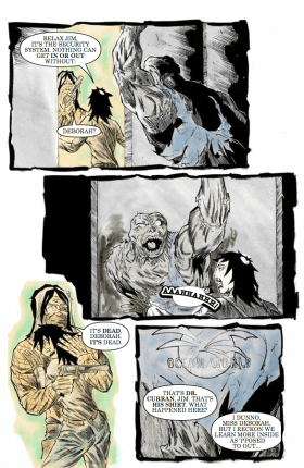 DUST#6 Page 4 Preview