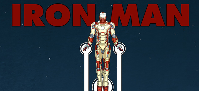 iron man 3 book review