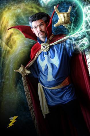 Dr. Strange 3 photo by Stacy Hokett