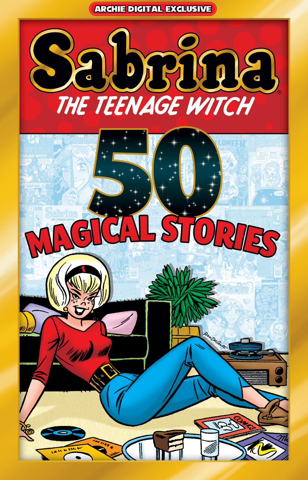 Archie comics archie comics sneak peek of the week major spoilers - Sabrina