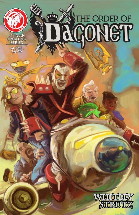 Dagonet cover