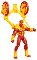 A1527-Power-Webs-Catapult-Smash-IRON-SPIDER-MAN-Figure