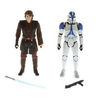 A4309-EpIII-Anakin-Skywalker-(Sith)-with-501st-Clone-Trooper-(blue-stripes)