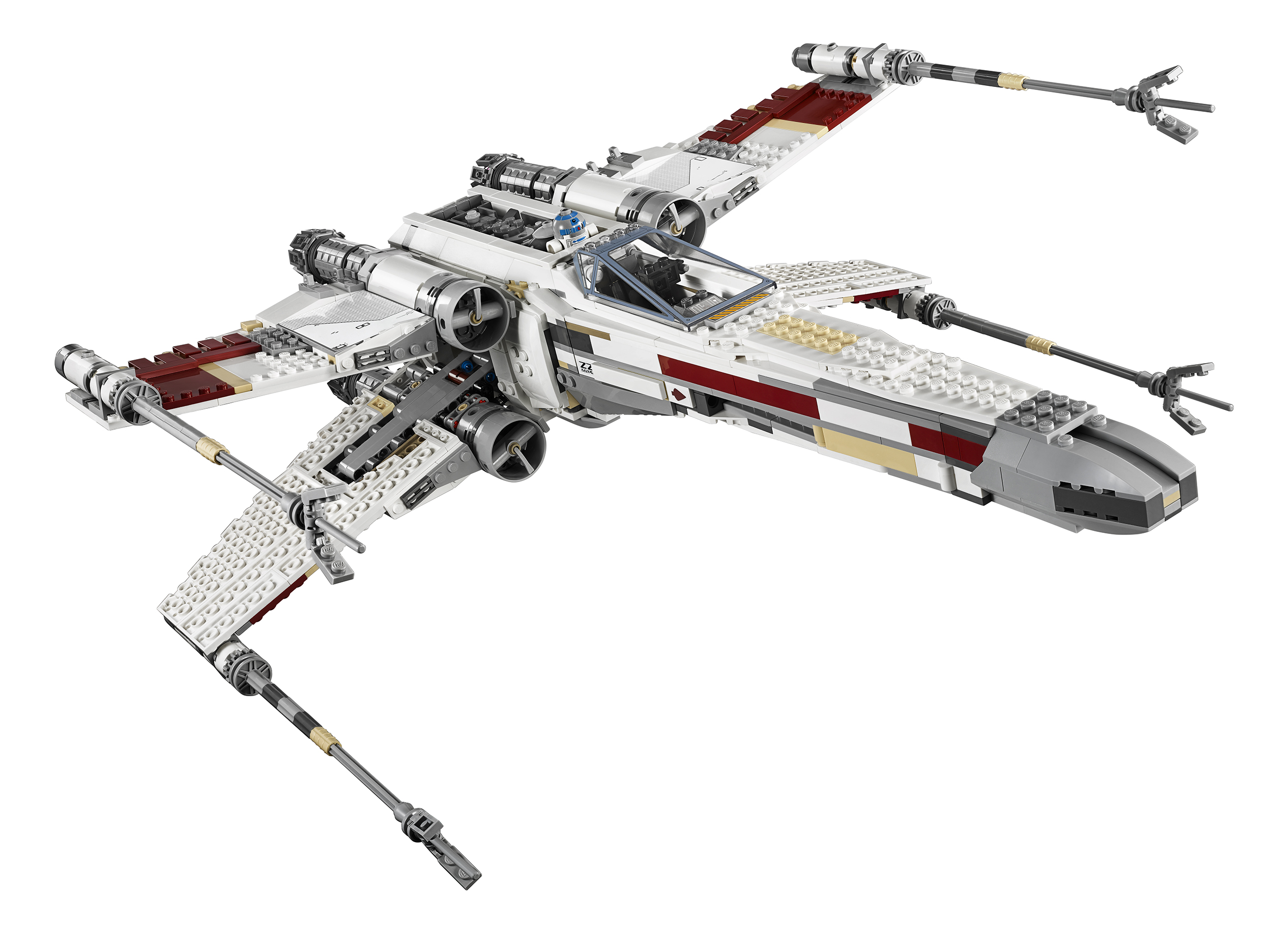 Toys Lego Reveals Red Five X Wing Set