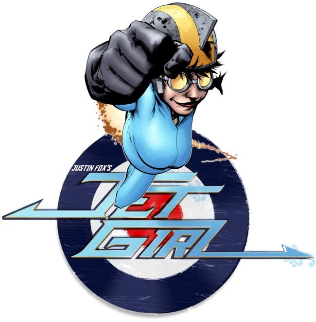 flying logo
