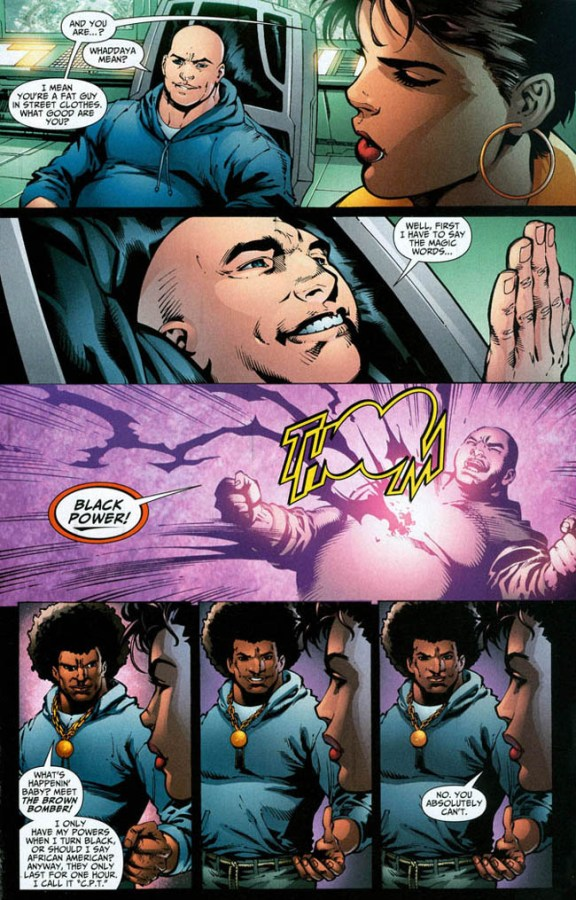 "[McDuffie, Dwayne (w), Benes, Ed (a).] ""Spiritus Mundi.."" Justice League Of America Vol. 2 #26 (December 2008), p.14, DC Comics Inc."