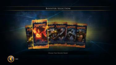 Magic 2014 - PC - Booster Selection