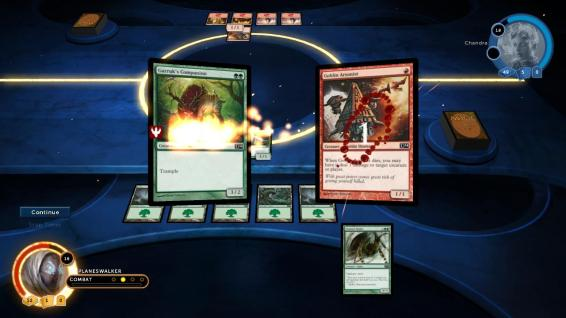 Magic 2014 - PC - Combat