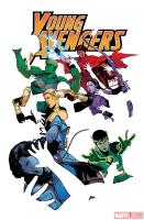 Young Avengers 5 cover