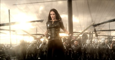 Eva Green is at the centre of 300: Rise Of An Empire