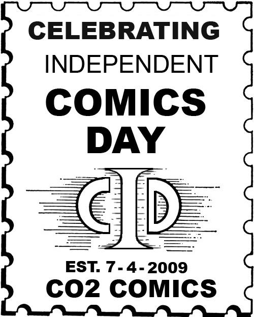 TEASER: CO2 Comics teases Independent Comics Day — Major
