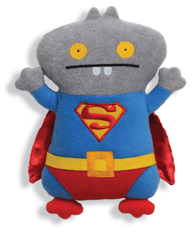 UGLYDOLL-Babo-as-Superman
