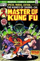 special marvel edition 15 shang-chi master of kung-fu