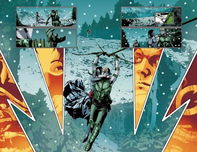 Green Arrow 22