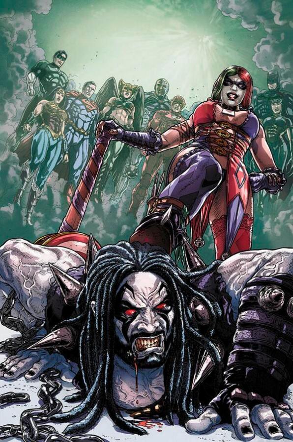 Harley Quinn-Injustice