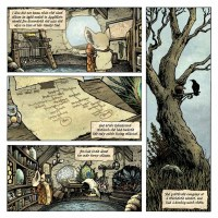 Mouse Guard V3 The Black Axe Preview-PG2