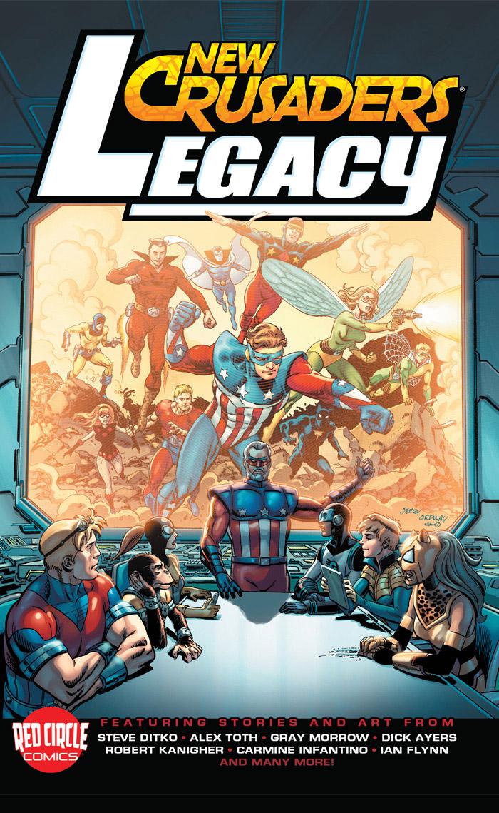 Archie comics archie comics sneak peek of the week major spoilers - Newcrusaders_legacy 0