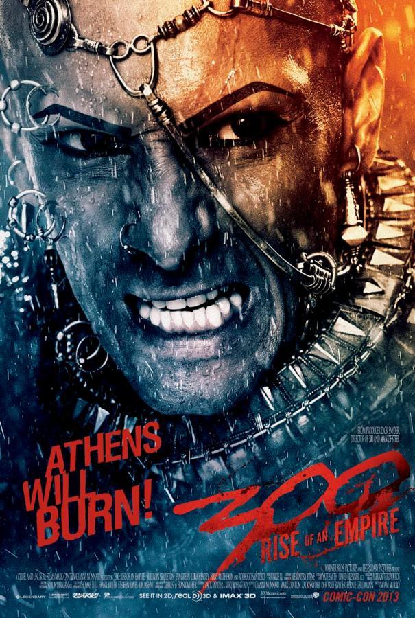 Xerxes poster