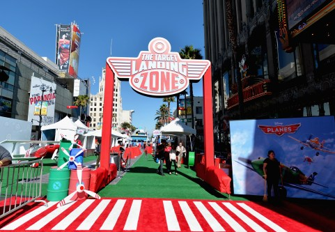 "World Premiere Of ""Disney's Planes"" - Red Carpet"