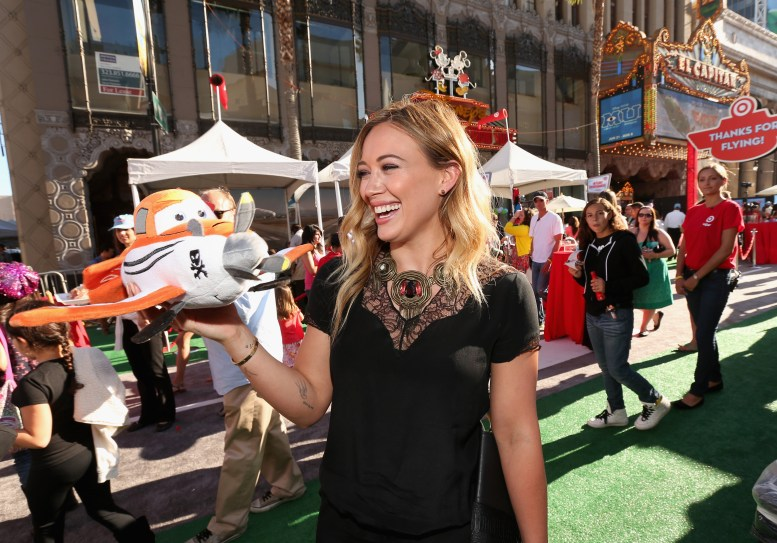 "World Premiere Of ""Disney's Planes"" - Target Landing Zone"