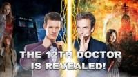Doctor Who, IDW, Time Lord, Peter Capaldi, Matt Smith, Steven Moffat, David Tennant, BBC
