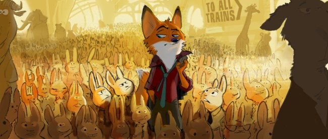 ZOOTOPIA (Working Title)