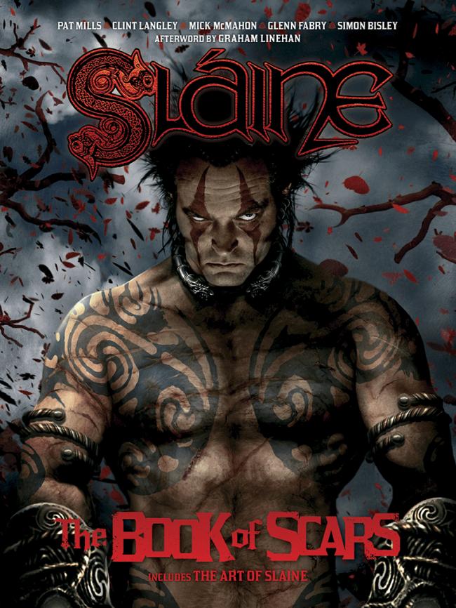 SLAINE-BOS cover