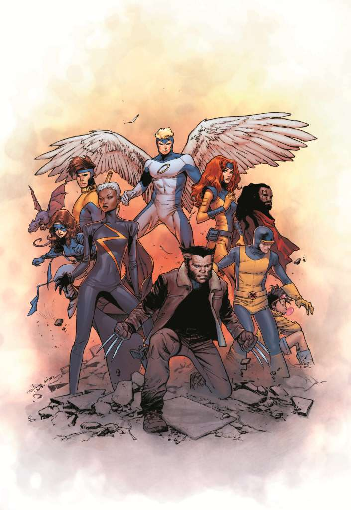 SNEAK PEEK X Men Gold 1 Major Spoilers Comic Book