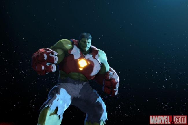Hulk and Iron Man Heroes United_02