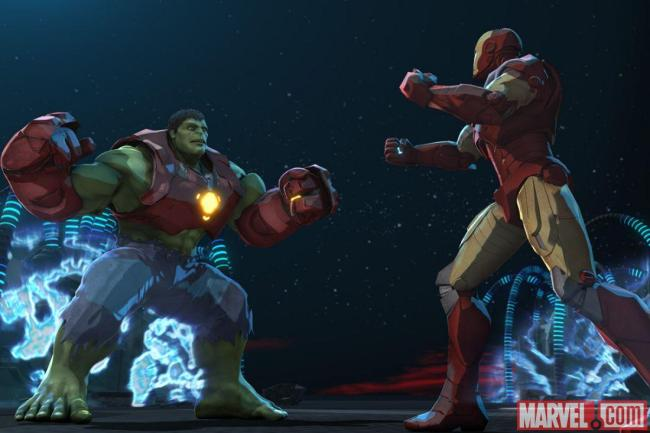 Hulk and Iron Man Heroes United_05