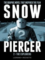 Snowpiercer Vol. 2 The Explorers cover