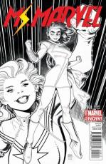 Ms_Marvel_1_Adams_Sketch_Variant