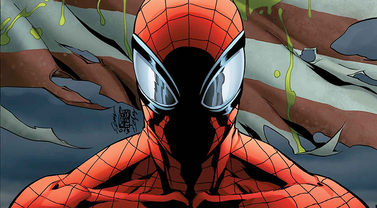 Superior Spider-Man #27 Goblin Nation Otto Octavius