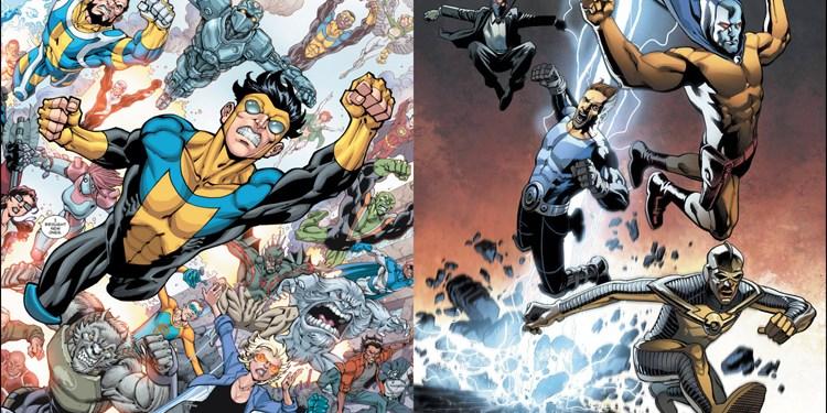 Phil Hester, IDW, T.H.U.N.D.E.R. Agents, Image Comics, Invincible Universe, Batman, Mike Marts, Marvel,