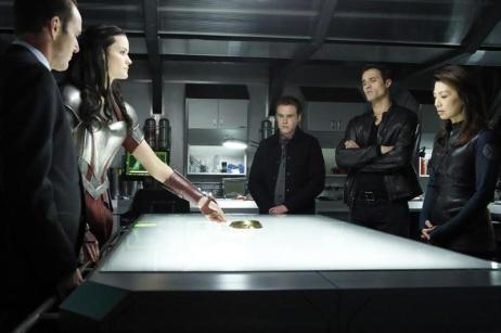 New Sif Photos From Her AGENTS OF S.H.I.E.L.D. Guest Spot_Sif4