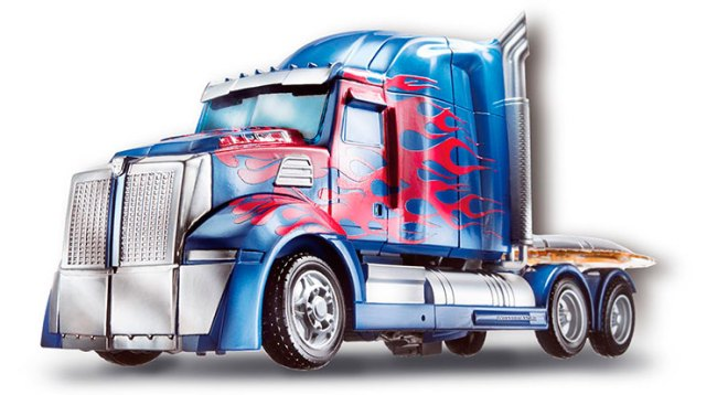 TRANSFORMERS-FIRST-EDITION-OPTIMUS-PRIME-Vehicle