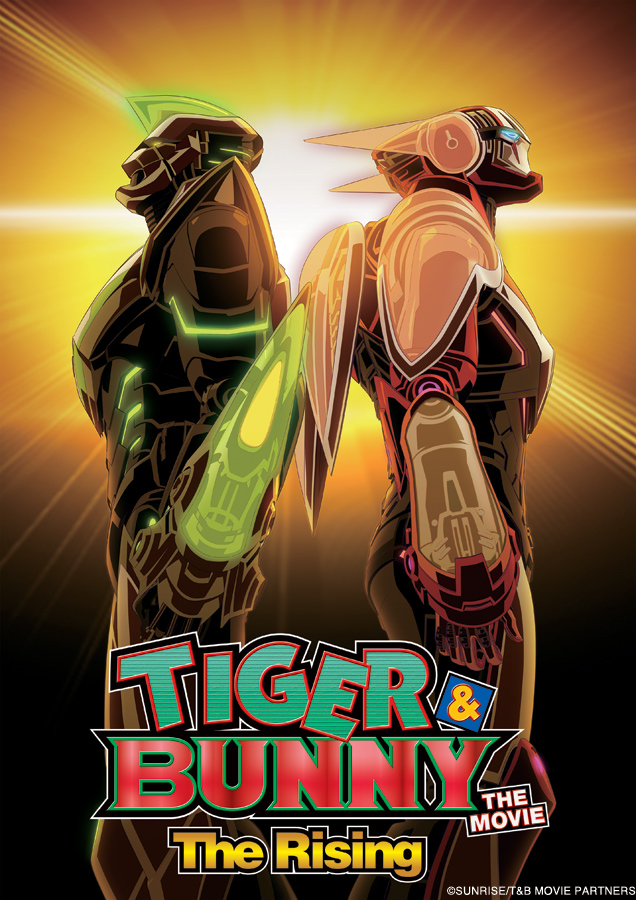 TigerBunny-Movie2-TheRising-KeyArt