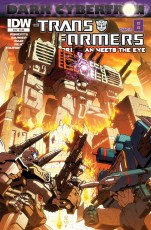 Transfomers MTMTE_26_cover
