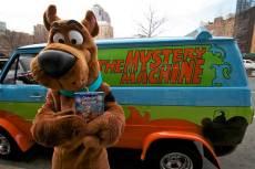 Scooby-Mystery-Machine